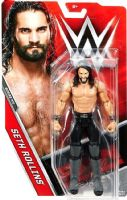 WWE Basic Series 71 Seth Rollins - Action Figure